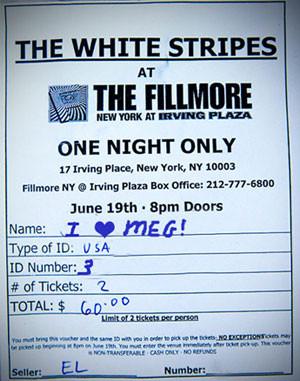 White Stripes Quotes