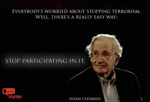Everybody's worried about stopping terrorism. Well, there's a ...
