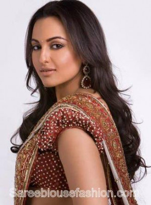 Sonakshi Sinha Saree