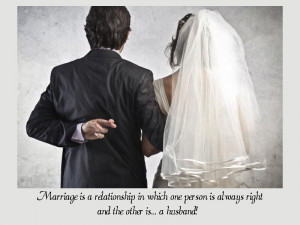 funny marriage card