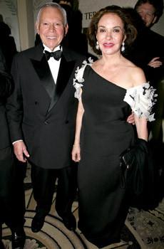 Elizabeth and Felix Rohatyn