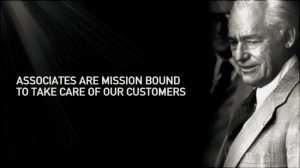 Sam Walton Quotes Customer Service