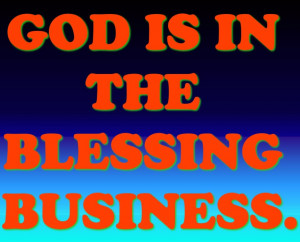 Bible Passages, Scriptures, Quotes And Verses About Blessings|Blessing ...