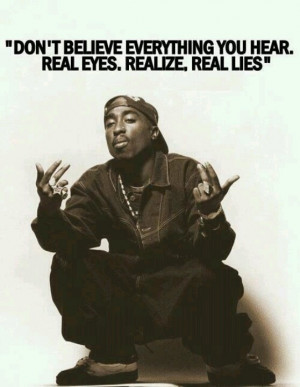 Tupac quote.