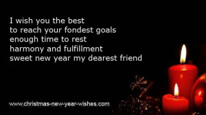 ... wonderful friend have an awesome new year friendship new year sayings