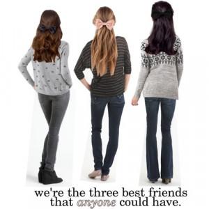 Three Best Friends Hangover