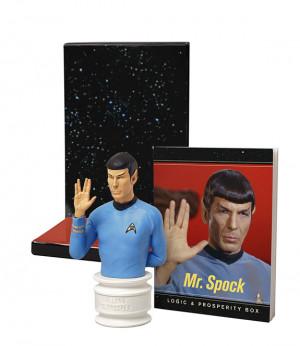 FIRST LOOK: Mr. Spock Logic & Prosperity Box