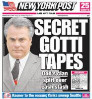 More of quotes gallery for John Gotti's quotes