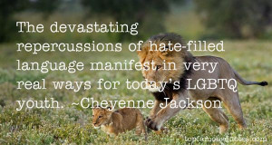 Top Quotes About Lgbt Youth