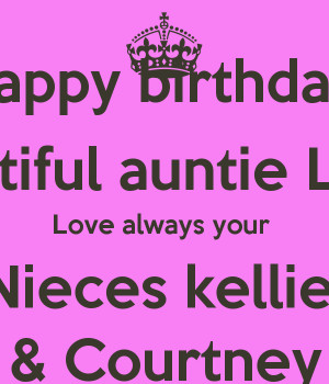 Special Birthday Wishes for Niece
