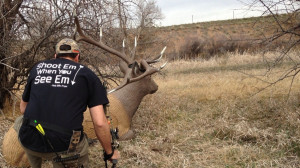 ... You See Em – New Huntography T-Shirt #bowhunting #deer #elk #turkey