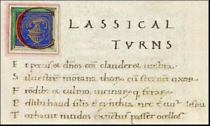 Latin translation