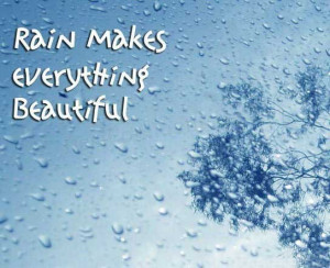 Popular Rain Quotes and Sayings