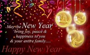 happy new year 2016 sms quotes new year is the