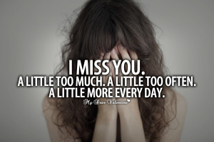 Love Quotes About Missing Him Free Images Pictures Pics Photos 2013