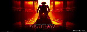 Nightmare On Elm Street 14 Facebook Cover