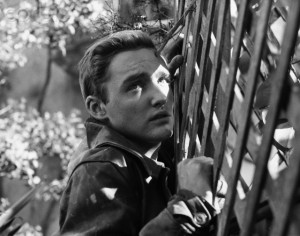 Dennis Hopper in Rebel Without a Cause