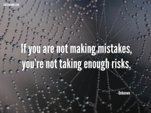 ... , you're not taking enough risks #inspirational quotes for women