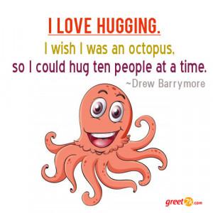 Hugs Quotations