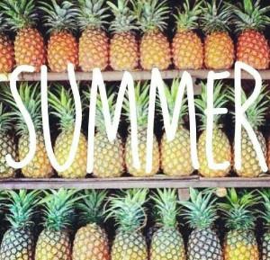 summer #pineapples