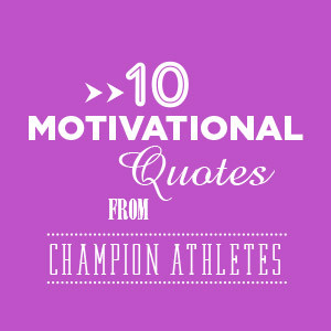 Nike Athlete Quotes