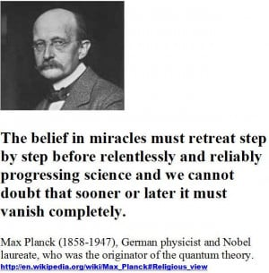 Max Planck - founder of the quantum theory