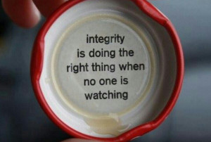inspirational quotes on integrity