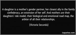 More Victoria Secunda Quotes
