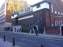 The Mary Ward Centre, Tavistock Place, London.