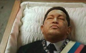El presidente venezolano, Hugo Chávez, falleció en Caracas este ...