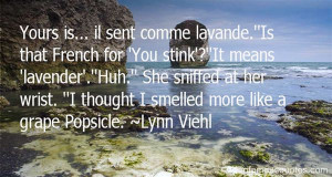 French Lavender Quotes