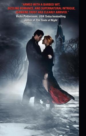 Besos de Sangre o mejor conocida como Night Huntress Jeaniene Frost