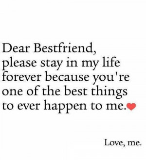 dear best friend quotes tumblr