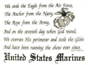 Marine corps quotes and sayings . Marine girlfriend quotes and sayings ...