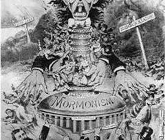An example of early anti-Mormon propaganda.