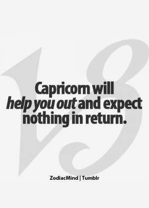 Capricorn Quote of the Day