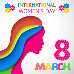 Sunday, March 8, is International Women's Day.