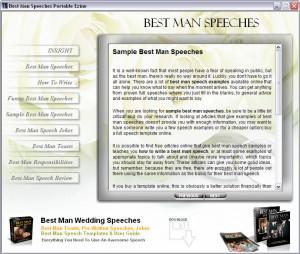 Good Best Man Speech Quotes