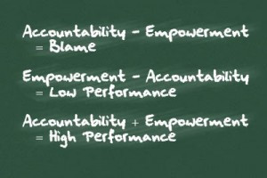 Navigating the Balance Between Empowerment and Accountability