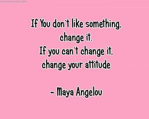 Your Attitude, Not Your Aptitude, Will Determine Your Altitude