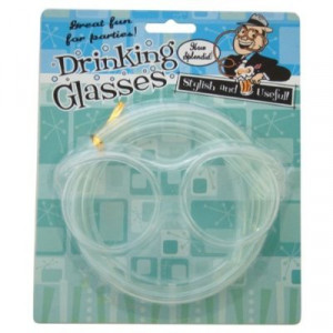 ... on See Larger Image Quality Drinking Straw Glasses Beer Goggles Funny
