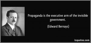 Bernays Propaganda Quotes