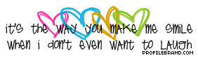 He Makes Me Smile Quotes And Sayings