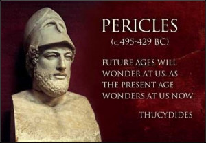 Pericles (495-429 BCE)