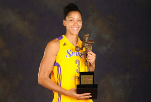Sneaker Watch // Candace Parker's Road To WNBA MVP