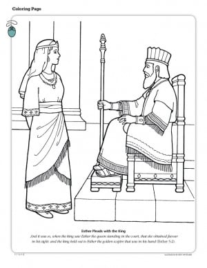 LDS Primary Coloring Pages on Pinterest | 44 Pins