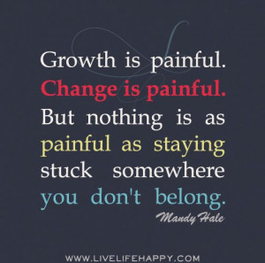 Remain open to change and growth.#life #inspiration#quote