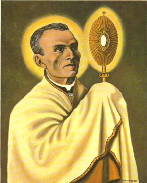 St. Peter Julian Eymard - Apostle of The Eucharist