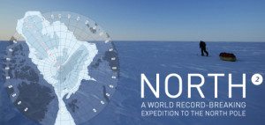 Ben Saunders is headed back to the North Pole to set a new world speed