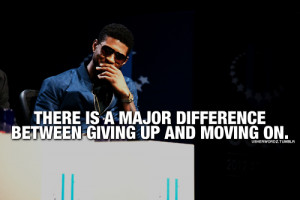 Usher Inspirational Quotes